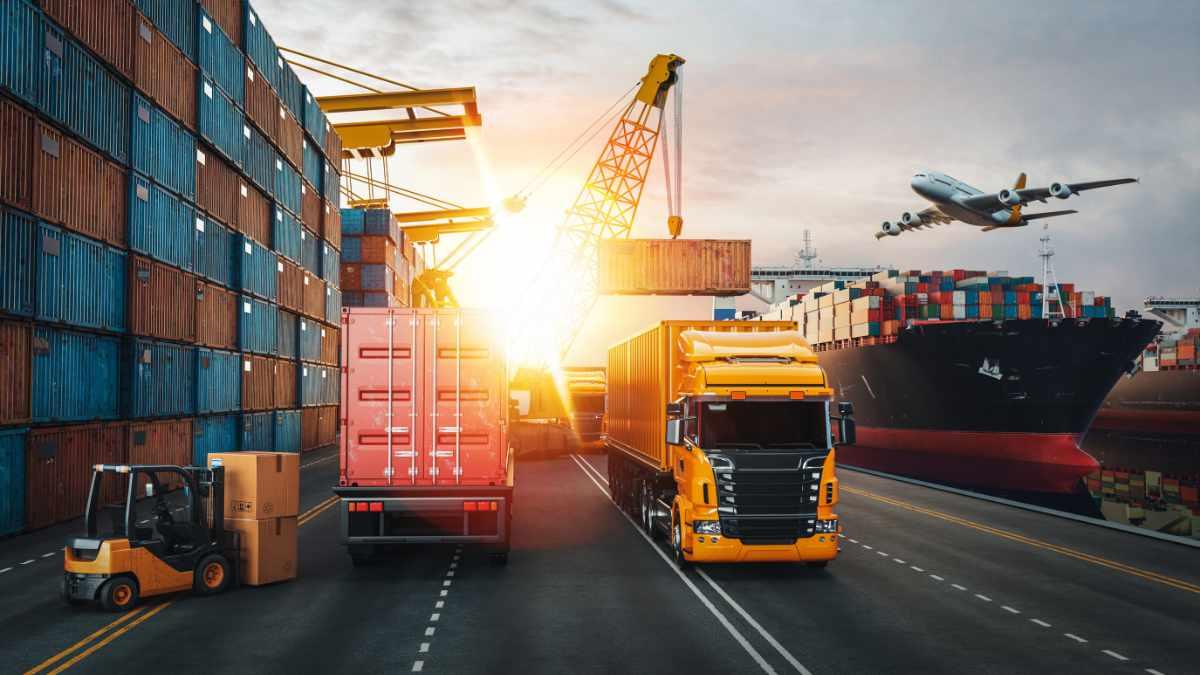 Asegurar mercancía en transporte marítimo y aéreo